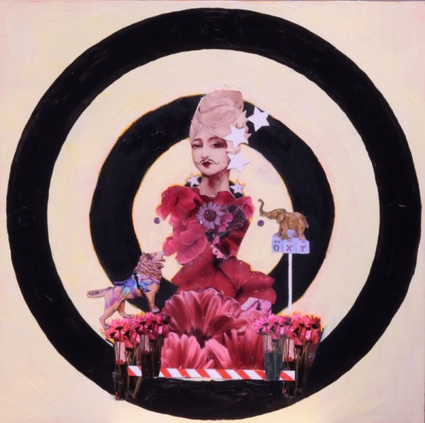 Bullseye Series - Roar  SOLD