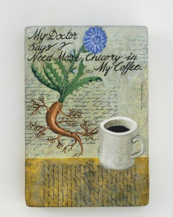 Chicory in my Coffee