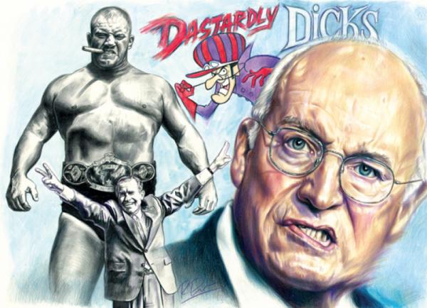 Dastardly Dicks