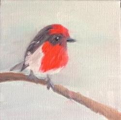 Petit Oiseau Rouge