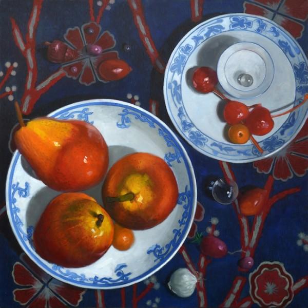 Pears & Cherries