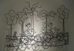 DeBusk - Wall Sculptures