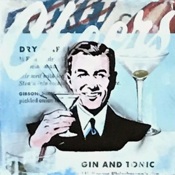 Cheers Martini