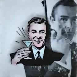 Martini Bond  SOLD