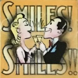 Smile Smile  SOLD