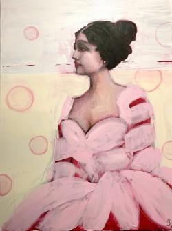 Lady Looking Westward